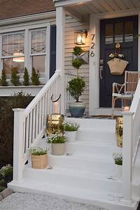 front porch plans Front Porch Ideas and Designing the Outdoors - Nesting With Grace