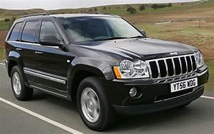 Jeep Grand Cherokee Wk 2007