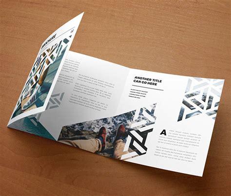 modern style brochure catalogue template design