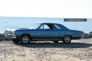 1967 Chevelle SS 396 Blue