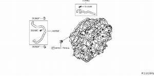 Nissan Pathfinder Transaxle Automatic  Awd  Cvt  Fitting