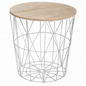 Table Basse D Appoint : table d 39 appoint design kumi 41cm gris ~ Teatrodelosmanantiales.com Idées de Décoration