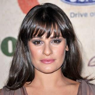 Lea Michele Picture The World Premiere Glee