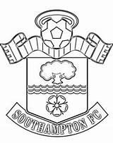 Pages West Ham United Southampton Coloring Bromwich Albion Norwich Printable Soccer Coloringpagesonly sketch template
