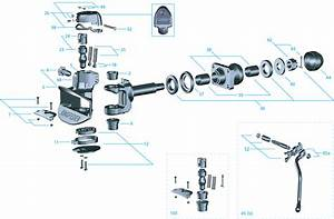 Tow Coupling Parts