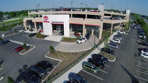toyota main dealer toyota of murfreesboro car dealership in murfreesboro tn