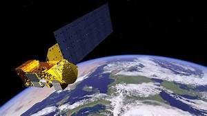 NASA Launches Aqua Satellite : Image of the Day