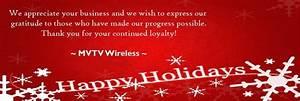 Happy Holidays, MVTV Wireless Office Hours