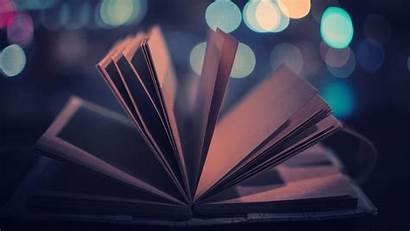 Pages Lights Bokeh Mood