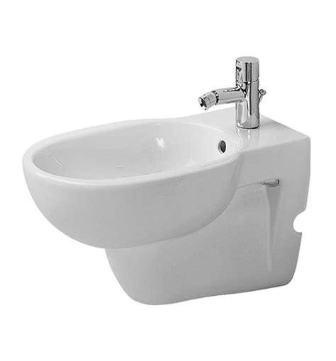 wall mounted bidet duravit bathroom foster 570mm wall mounted bidet 0134150000