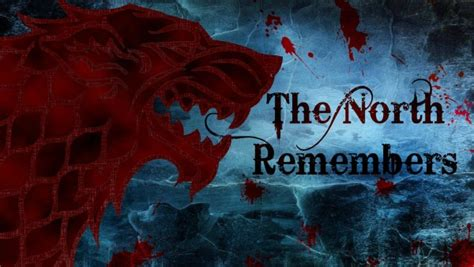 north remembers wallpaper wallpapersafari