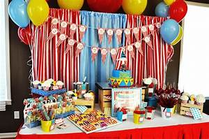 15 Best Carnival Birthday Party Ideas Birthday Inspire