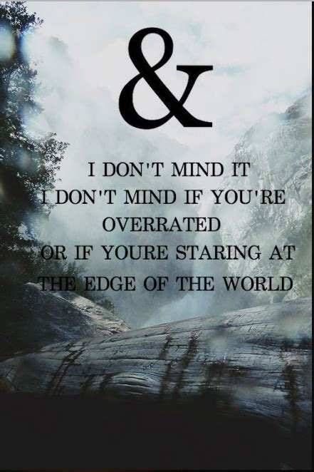 mice quotes carlile austin lyrics understandings music band mind song sad edge re staring bourget shaley flood memorable george blurry