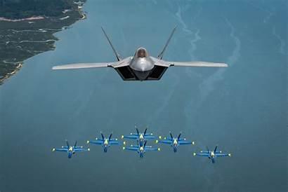 Angels Air Raptor Flight Force Demo Team