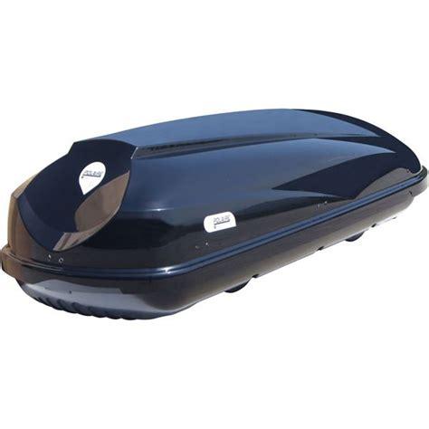 coffre de toit mixte travel noir 460 feu vert