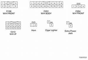 Electrical Wiring Diagram 2005 Kalos 13  Horn  Cigar