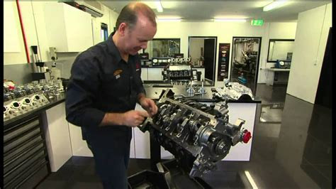 v8 supercar engine build with larkham youtube