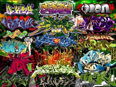 Graffiti Wallpapers For Mobile (30 Wallpapers)
