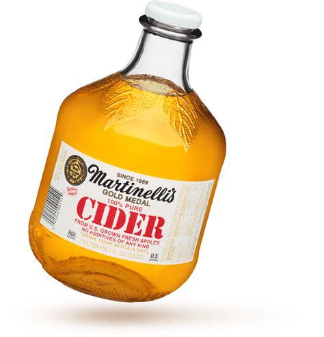 cider apple martinelli martinellis still oz fl transparent juices pluspng