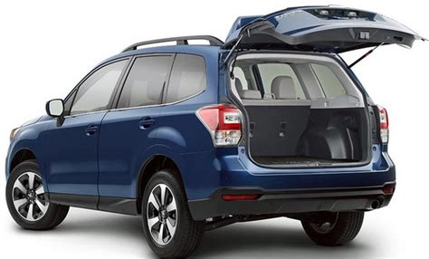 subaru forester specs price release car news