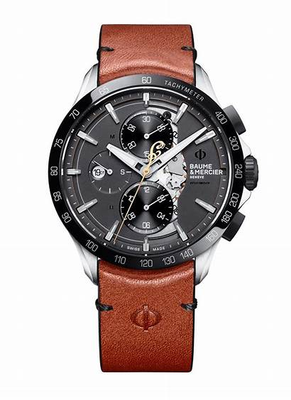 Mercier Clifton Baume Indian Motorcycle Scout Watches