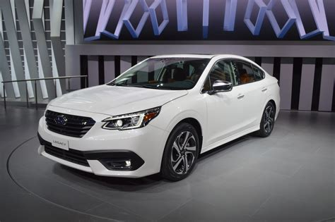 Subaru Legacy 2020 Japan by 2020 Subaru Legacy Motorshow Focus