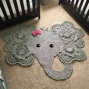 Crochet Animal Rugs Beautiful Patterns The WHOot