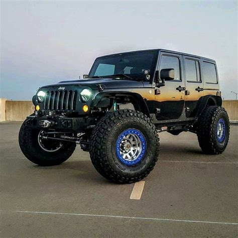 Jeep Wrangler Unlimited Modification by The Personal Modification Of Thi S Jeep Jk Jeep