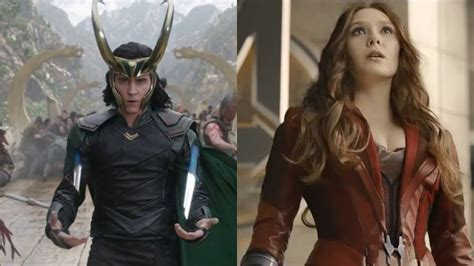 Marvel May Have Loki And Scarlet Witch Series For Disney