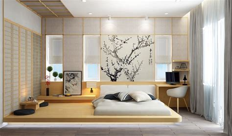 Relax Japanese Bedroom Style ? Incredible Homes