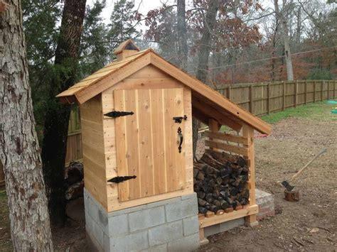 tobacco house como construir una caseta para ahumar alimentos la