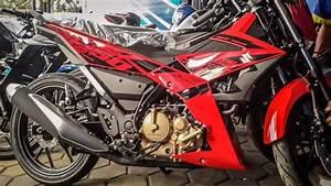 Pilihan Warna All New Suzuki Satria F150 Injeksi Terbaru