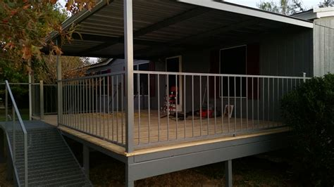 lytle 14 x21 patio deck and awning carport patio