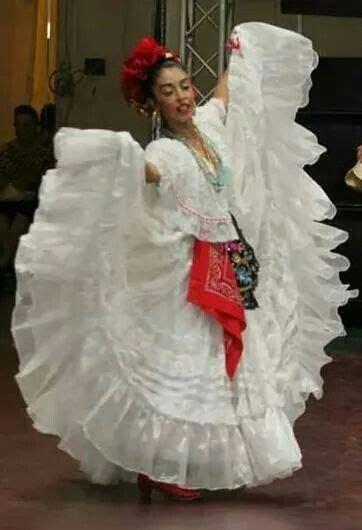 Veracruz Ropa tradicional mexicana Trajes tipicos de