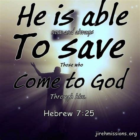 He Is Able To Save  Heaven Voice Jireh