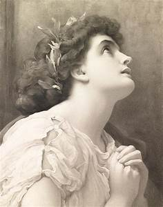 Faith Painting by Frederic Leighton