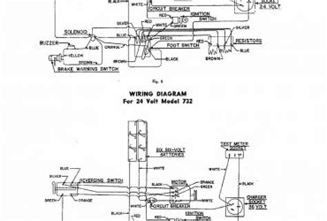ez go battery wiring diagram wedocable