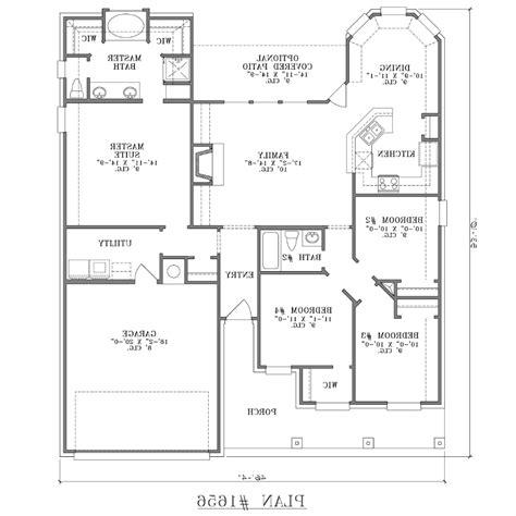 house plan layout simple floor plan design modern house