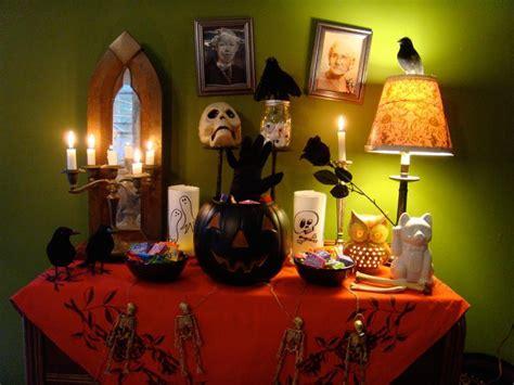Home Decor Halloween : Creepy Halloween Home Decorating Ideas