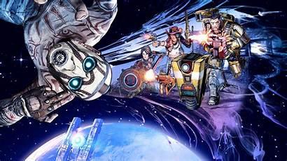 Borderlands Pre Sequel Wallpapers Games Pc Scores