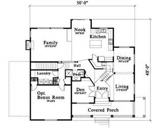 unpainted kitchen cabinets traditional style house plan 4 beds 2 5 baths 3067 sq ft 3067
