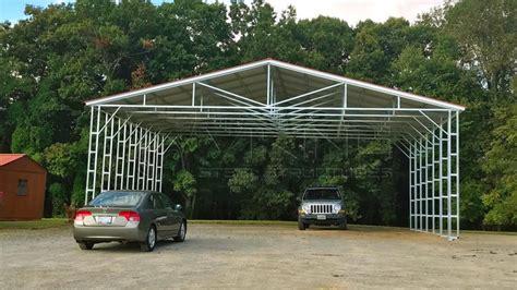 Auto Shelter Metal by Metal Carports Steel Carports Car Port Kits Carport