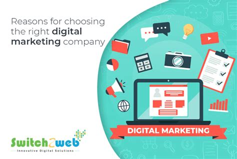Digital Marketing And Seo Services by Why Is It Important To Choose The Right Digital Marketing