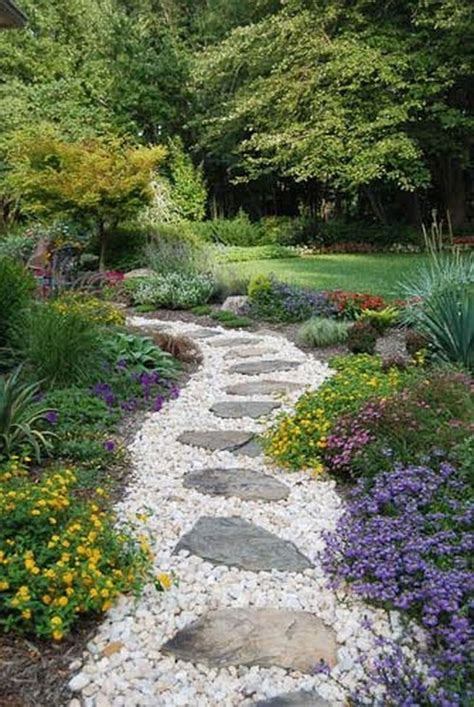 818 Best Stone Path Ideas Images On Pinterest  Garden