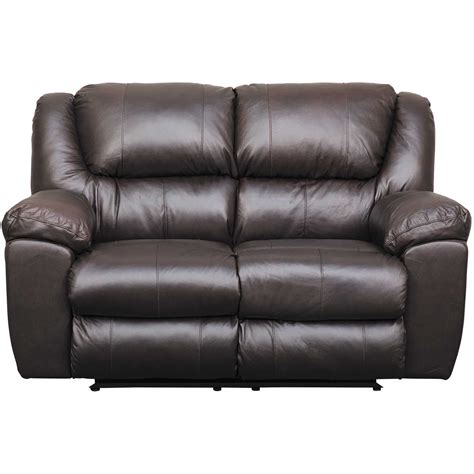 Leather Loveseat by Italian Leather Rocking Reclining Loveseat 4912 2