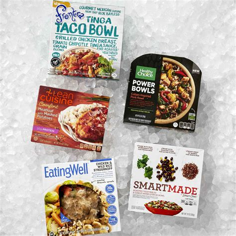 Look for meals made with whole grains, lots of veggies (or get some. Best Frozen Meals for Diabetes - EatingWell
