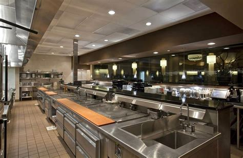 Commercial Kitchen Equipment Design All About House Design