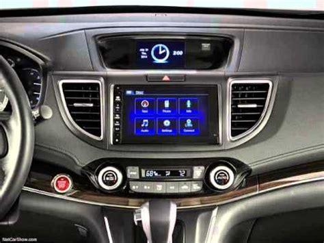 honda cr  facelift  spec interior boot