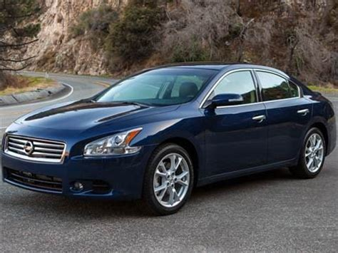 nissan maxima pricing ratings reviews kelley