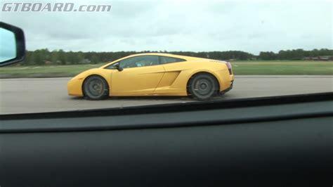 Lamborghini Gallardo Vs F430 by Lamborghini Gallardo Se Vs F430 Spider Classic